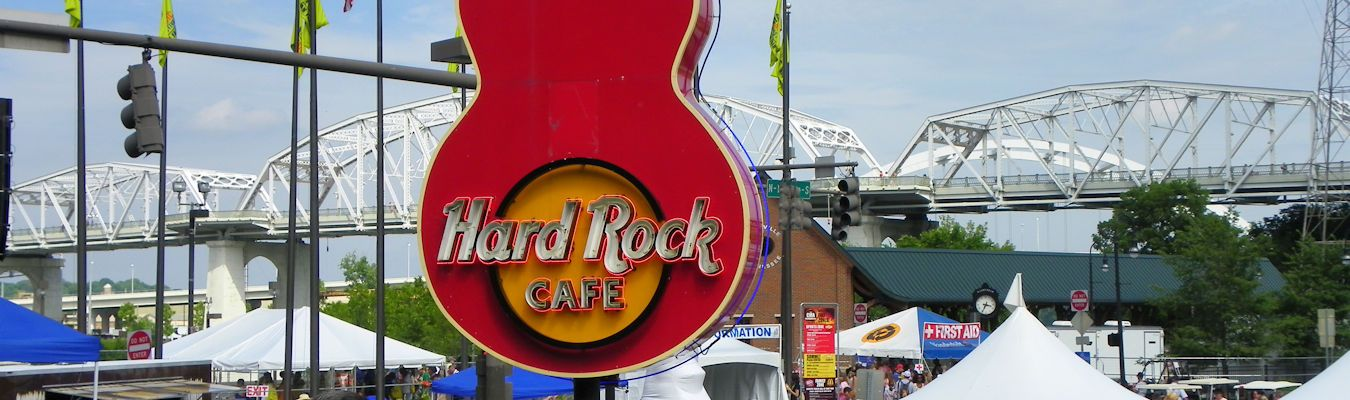 Hard Rock Cafe Nashville Tennessee